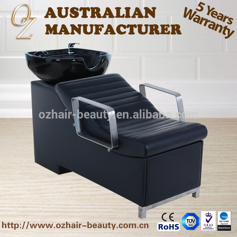 Hair Spa washing chair for barber shop shampoo chair with sink Back Wash Shampoo Unit