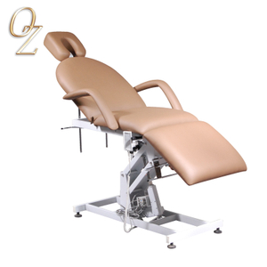 Electric Spa Chair Fire Retardant Foam Massage Couch Pedicure Table Manufacturer
