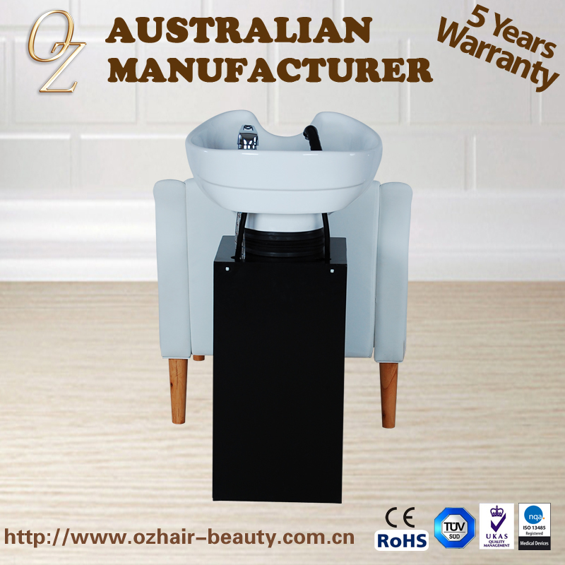 Used Salon Massage Shampoo Chair