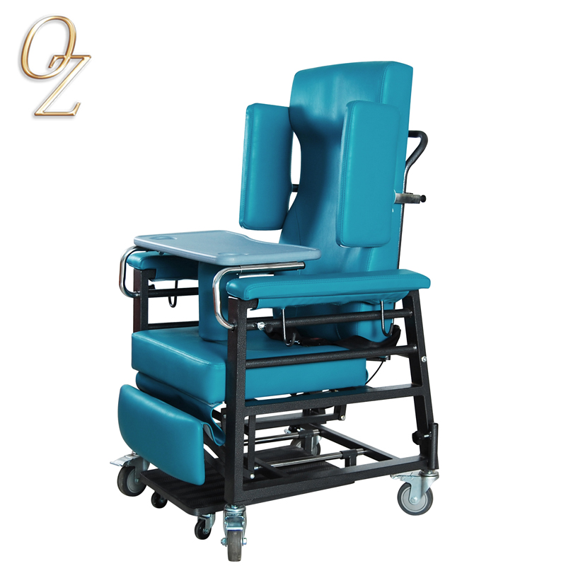 Australian Manufacturer Physical Therapy Bed Inclinable Rehabilitation Treatment Chair