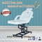 Hign End Electric Facial Bed Salon Equipment Beauty Club Full Body SPA Bed Massage Table