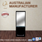 White Beauty Salon Styling Station Popular Mirror Station Top Quality Makeup Mirror