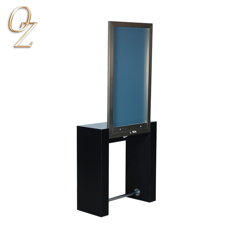 Australian Manufacturer Salon Furniture Hair Beauty Mirror Station Make Up Work Station Chinese Supplier