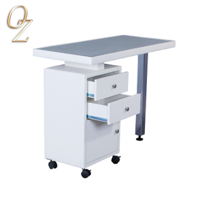 Cheap salon furniture nail salon table manicure table