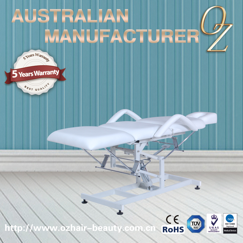 Australian Manufacturer Hydraulic Beauty Spa Massage Bed Factory