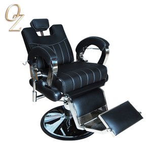 Modern Hair Salon Furniture SalonWholesale Barber Chair Hydraulic Heavy Duty Base Haircutting Chair Barber Shop Equipment