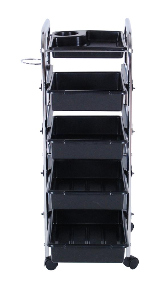 Hairdressing Trolley Salon Hair Color Trolley Hair Salon Rolling Cart