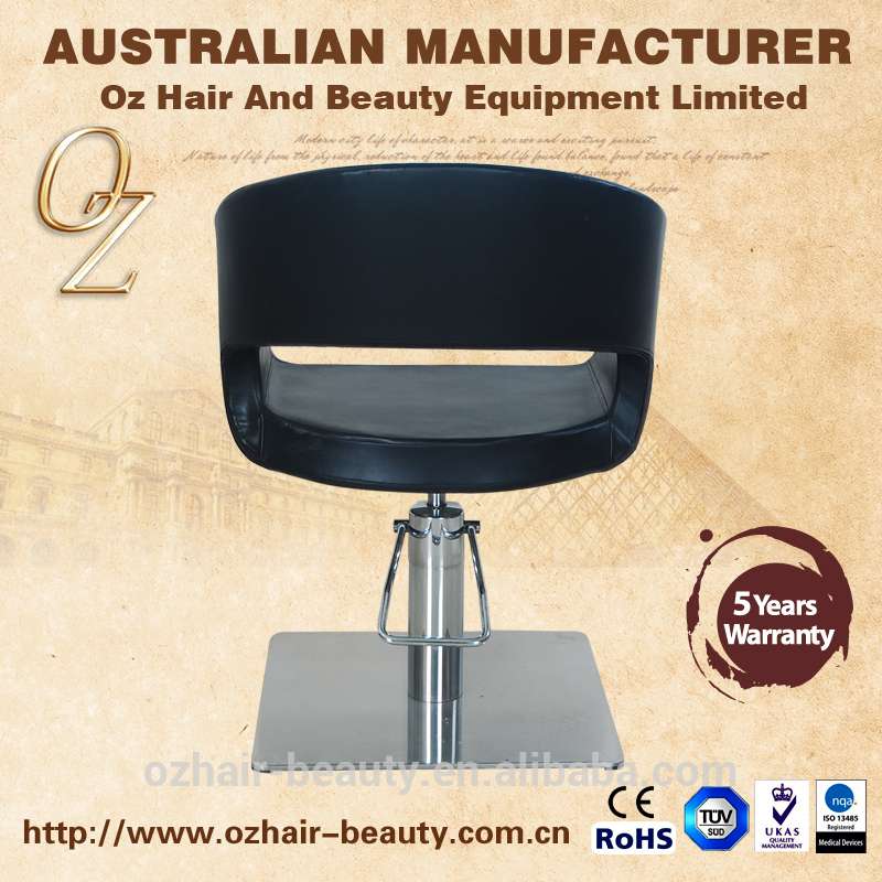 High Quality Unique Hairdressing Chair Salon Equipment Antique Salon Styling Chair
