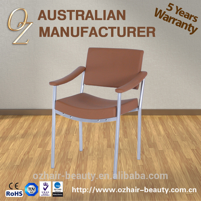 Chinese Price Public Used Beauty Waiting Room Chair For Sale Single-seat Waiting Chair