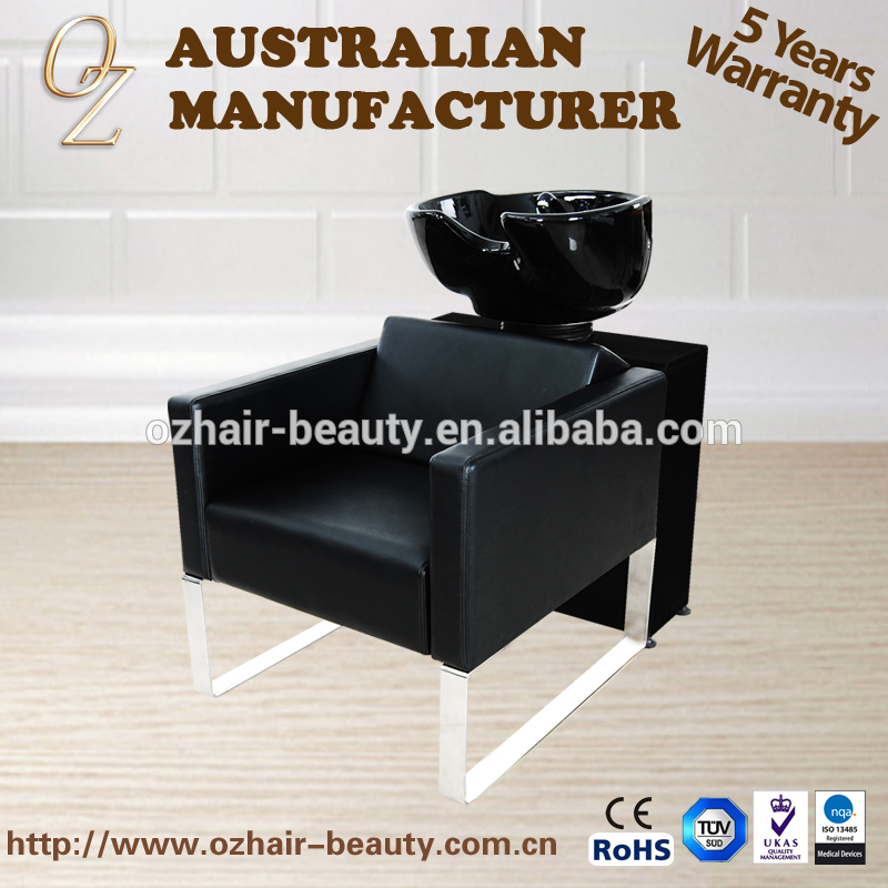 Used Salon Shampoo Chair Luxury Wash Basin and Chairs