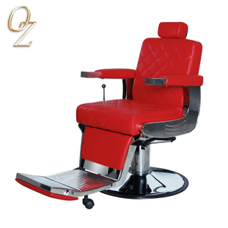 European Standard Beard Shaving Chair Classical Barber Salon Chairs For Sale Beauty Equipment