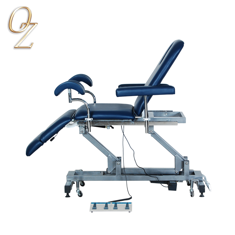 Electric Multi-function Gynecology Operating Table Obstetric Delivery Operating Table Obstetrics Delivery Beds