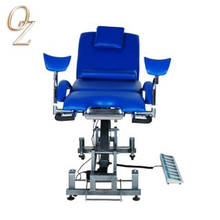 Multi-function Gynecological Table Hospital Gynecology Bed Parturition Gynecological Delivery Table