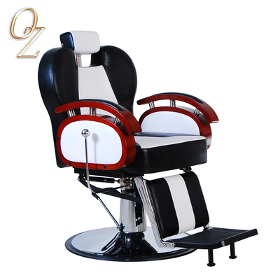 Australian Owned Barber Salon Chair Wholesale Real Leather Beard Shaving Chairs Manufacturer Beauty Equipment