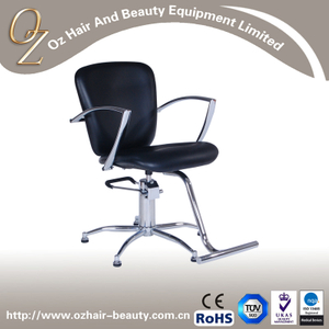 Black Salon Styling Chair Low Price Good Quality Hairdressing Beauty Chair