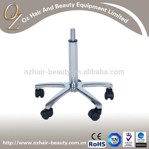 Salon Chair Base Hair Salon Equipment 5 Star Base With Wheel