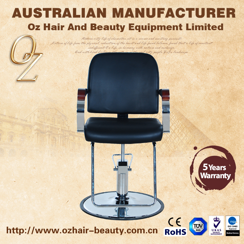 Australian Standard Salon Furniture Fashional Beauty Chair Hairdressing Chairs Beauty Styling Chairs Barber Haircutting Chair