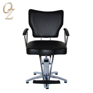 Hot Selling Australian Owned Beauty Salon Chair Contemporary Fire Retardant Leather Hairdressing Chairs Furniture Factory