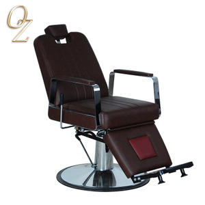 Hydraulic Barber Men Chair Hair Beauty Salon Furniture Manufacturer Styling Chair Barber