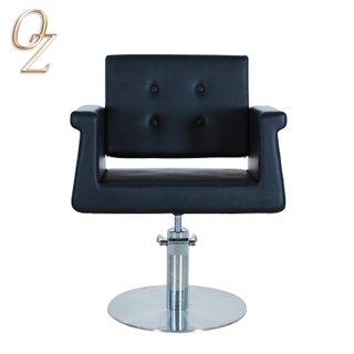 Top Quality Luxury Memory Foam Hair Salon Chair Contemporary Manicure Chairs Beauty shop Equipment Manufacturer