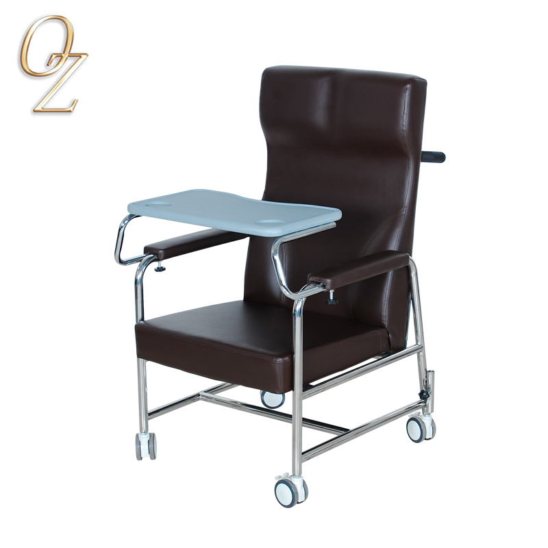 Professional Medical Grade Reclining Couch Cancer Treatment Elderly Chairs High Back Chair Factory