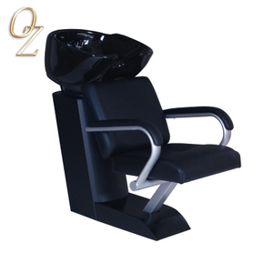 Durable Hair Salon Wash Chair Massage Shampoo Unit