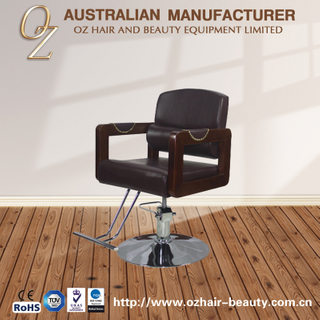 Multi-function Styling Chair Lady Hair Salon Chairs Adjustable Height Dressing Chair