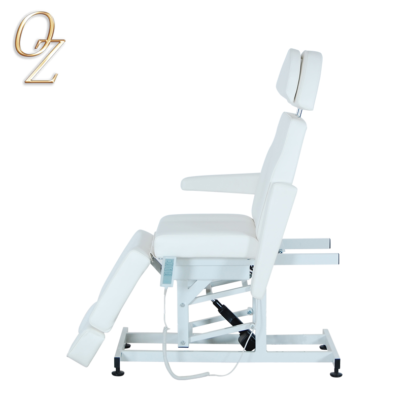 Hospital Adjustable Mobile Couch Multi Function Exam Bed Height Adjustable Medical Chair