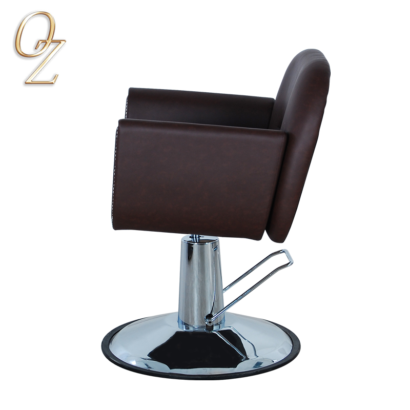 Premium Hair Salon Chair Manufacturer Australian Standard PVC Leather Styling Chairs Beauty Furniture For Sale